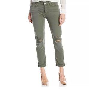 7 For All Mankind Women's Josefina W/Destroy Jeans